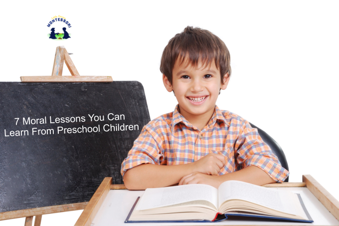 7 Moral Lessons You Can Learn From Preschool Children