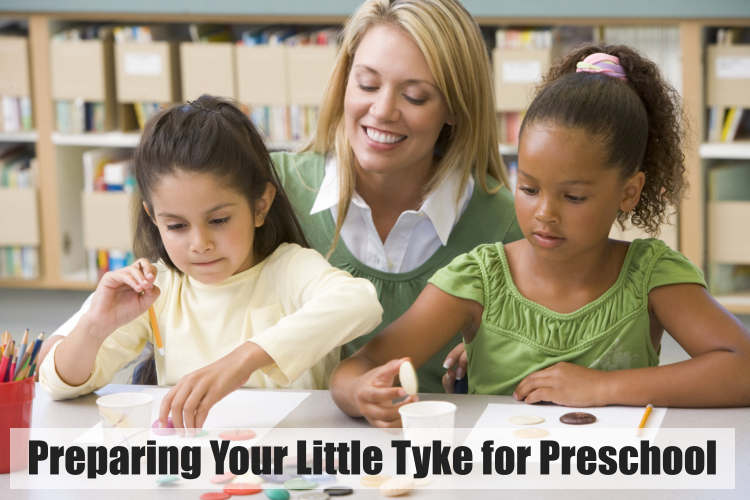 Preparing Your Little Tyke for Preschool