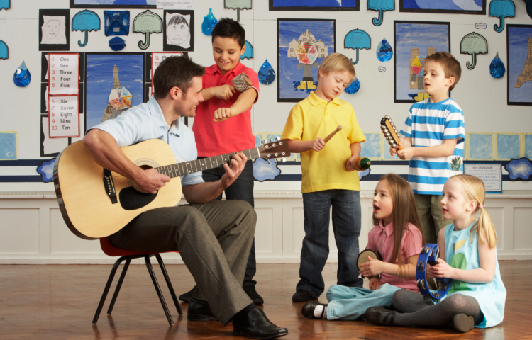 10 Ways on How Children Can Benefit from Playing Music